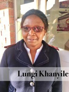 Lungi Khanyile